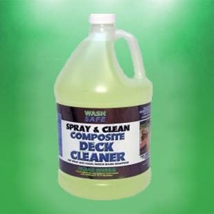 Spray Amp Clean Composite Deck Cleaner Wash Safe Canada