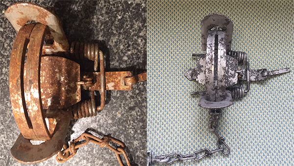 Rust Stopper Before and After - Wash Safe Canada Green Cleaning Products
