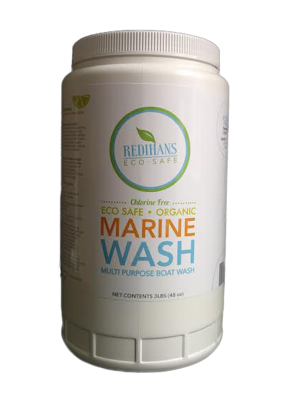 Marine Mold & Mildew Wash
