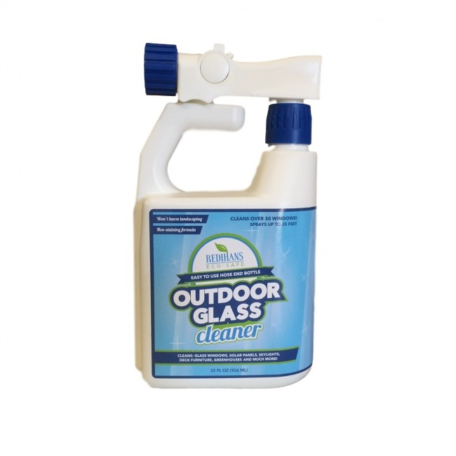 Outdoor Glass Cleaner With Hose End Bottle Wash Safe Canada