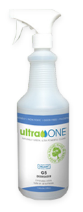 Ultra ONE Heavy Duty Cleaner De-greaser 1L and 4L