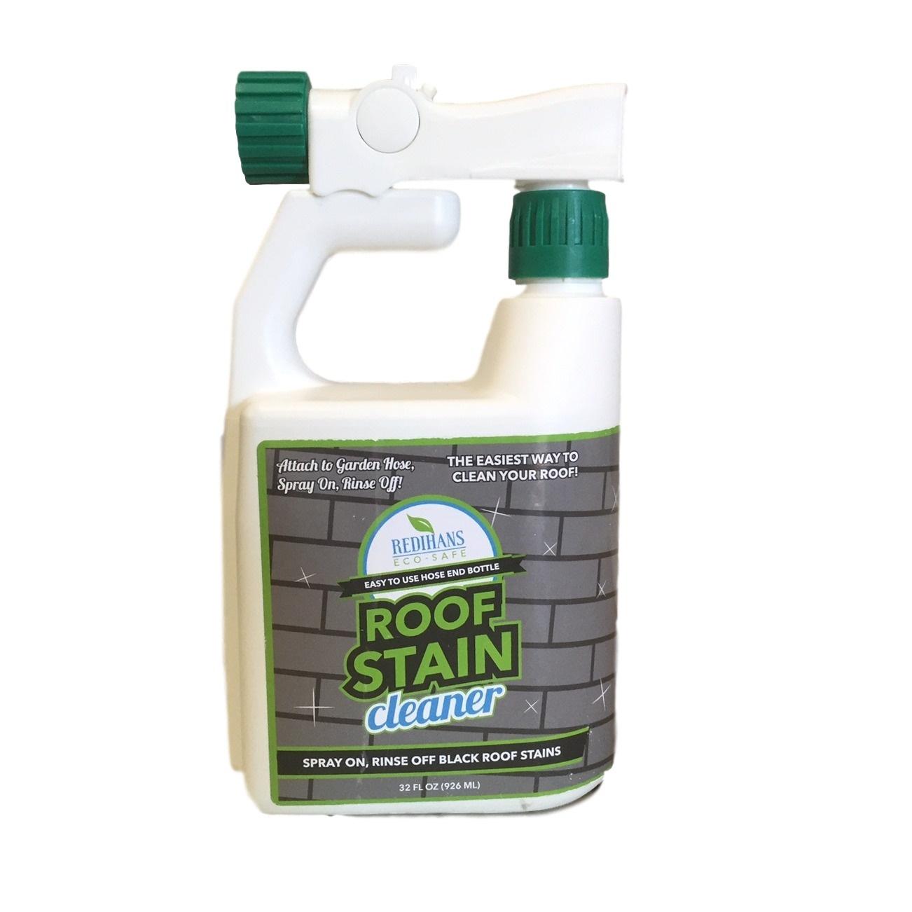 Redihans Eco Safe Roof Stain Cleaner With Hose End Bottle