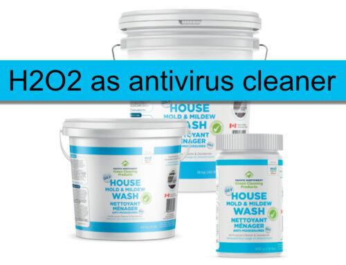 Coronavirus Home Disinfecting